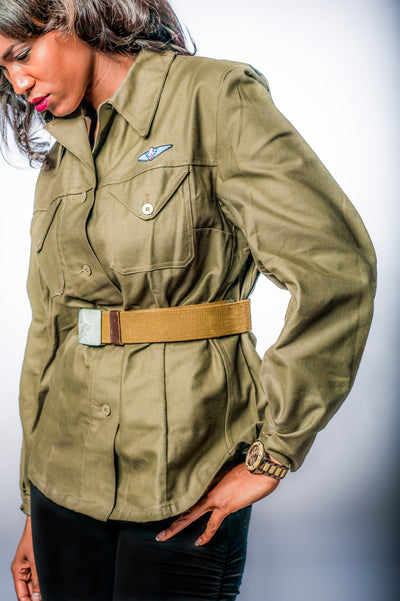 Ladies Fitted Field Shirt