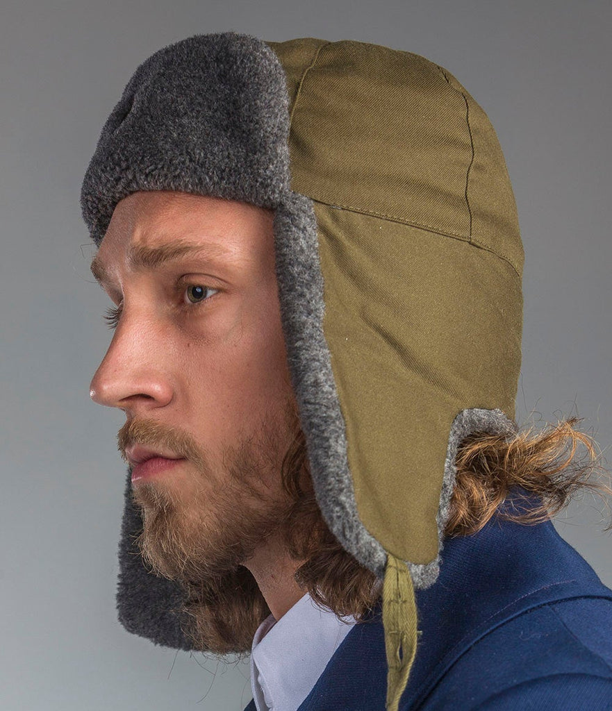 Winter Ushanka Bomber Trapper Hat
