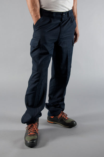 Navy Blue Fire Resistant Cargo Pants