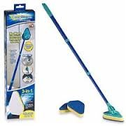 New! Clean Reach Scrubbing Mop Kit As Seen On TV!!