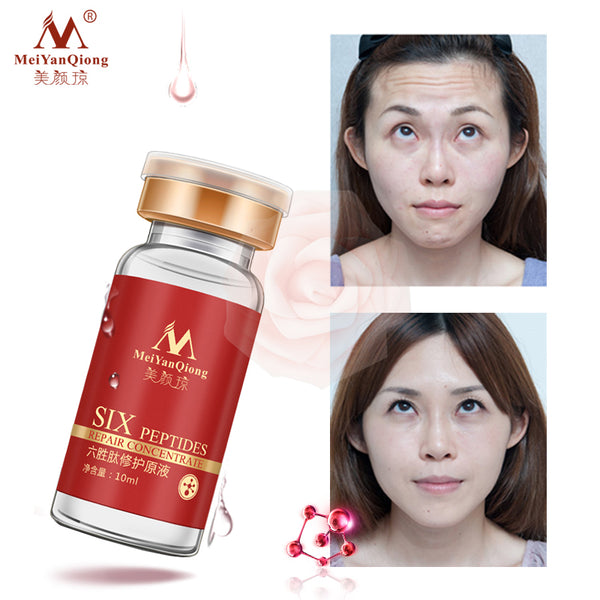 Anti Wrinkle Serum Argireline+Aloe Vera+Collagen Peptides