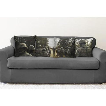 Platoon Pillow Case Set