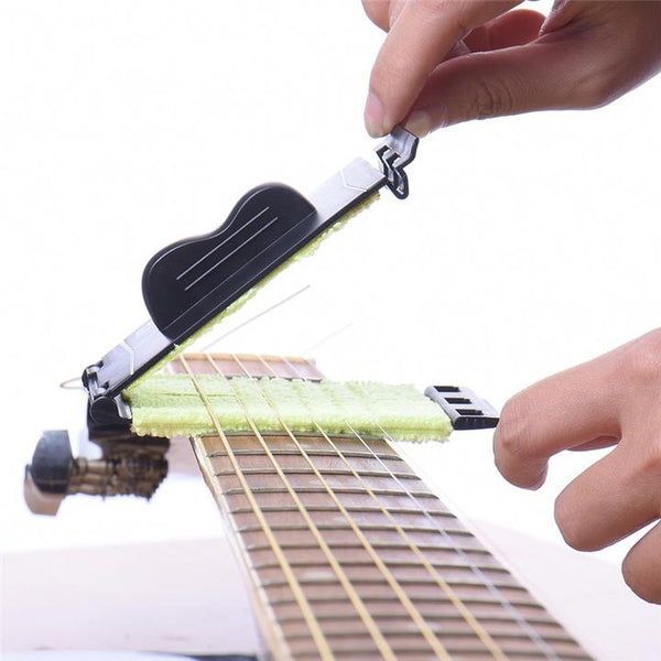 AcuTone™ - Guitar String Cleaner