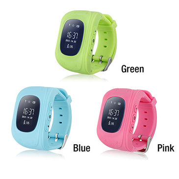 *NEW* GPS Tracker Watch For Kids