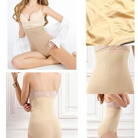 SlimGirl Seamless High Waist Tummy Tuck Shaping Panty