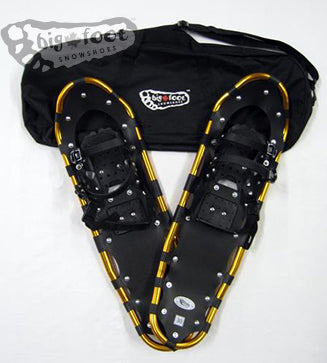 "Adventure 30"" Snowshoes (Good for 160-210 lbs) with Black Carry-Bag"