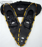 "Adventure 40"" Snowshoes - only 40"" in Canada & the U.S. (Good for 250-350 lbs) with Carry-Bag"