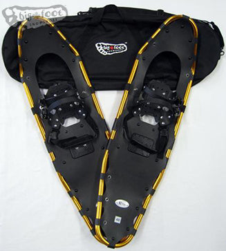 "Adventure 40"" Snowshoes (Good for 250-350 lbs) with Carry-Bag"