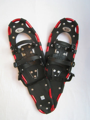 "Elite 27"" Snowshoes  (Good for 140-180 lbs) with Free Carry-Bag"