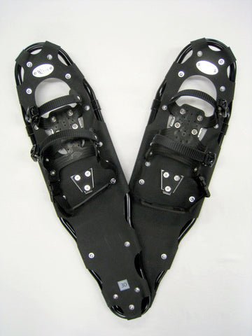 "Elite 30"" Snowshoes (Good for 160-210 lbs) with Free Carry-Bag"