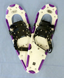 "Special: Designer 27"" Snowshoes (Good for 140-180 lbs) with Black Carry-Bag"