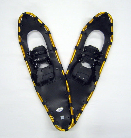 "Adventure 40"" Snowshoes (Good for 250-350 lbs) with Free Carry-Bag"