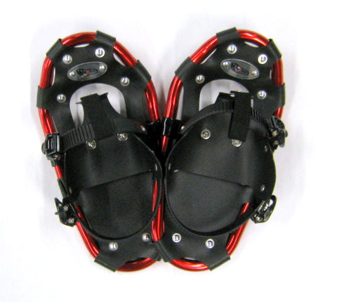 "Littlefoot 15"" Snowshoes (Good For Kids 20-60 lbs) with Free Carry-Bag"