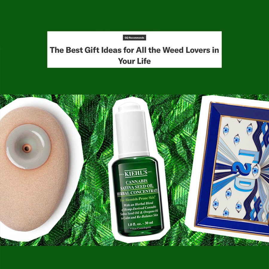 The Best Gift Ideas For All the Weed Lovers in Your Life