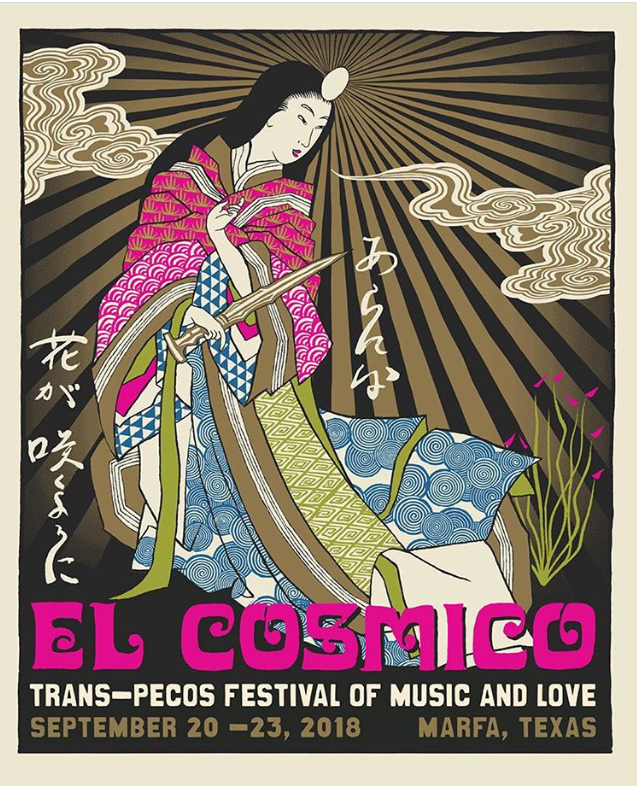 TRANS-PECOS FESTIVAL OF MUSIC + LOVE 2018