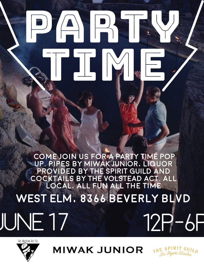 WEST ELM LA POP UP