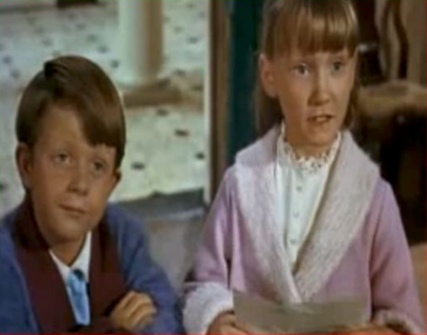 jane and michael banks mary poppins nanny