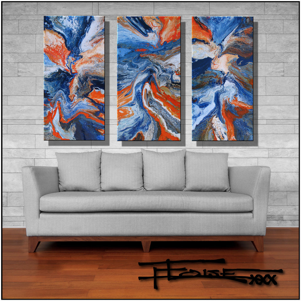 huge abstract modern canvas wall art   x  inches by eloisexxx. huge abstract modern canvas wall art   x  inches by
