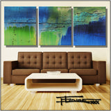 FLOAT - Limited Edition - 90 x 36