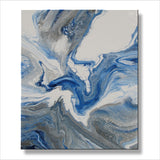 BLUE IN MOVEMENT - Resin Coated Limited Edition