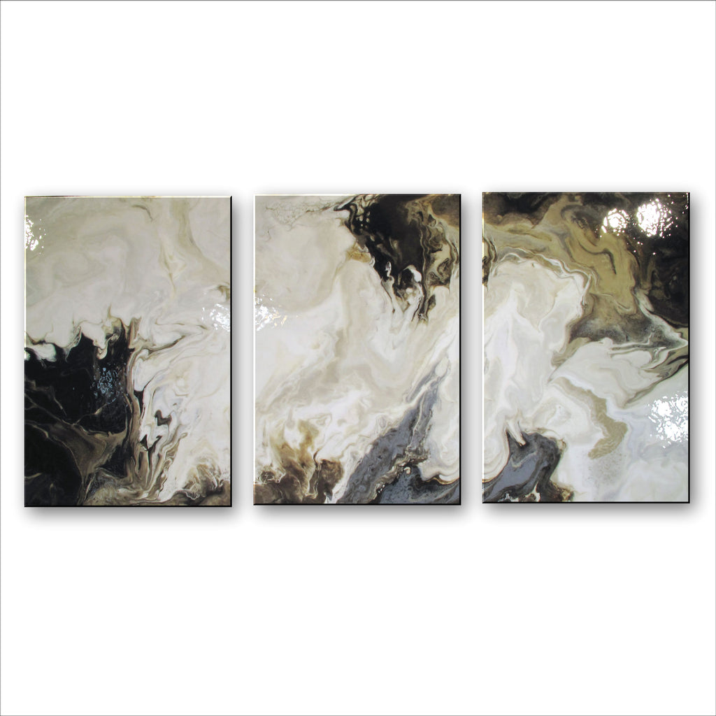CURRENTS - 3 Piece Resin Coated Limited Edition