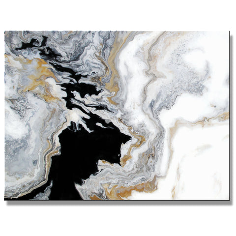 TRIBUTARY -  Limited Edition Resin - 48 X 36 X 1.5 - Horizontal
