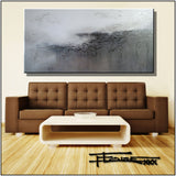 URBAN REFLECTIONS - Limited Edition - 60 x 30 x 1.5 inch