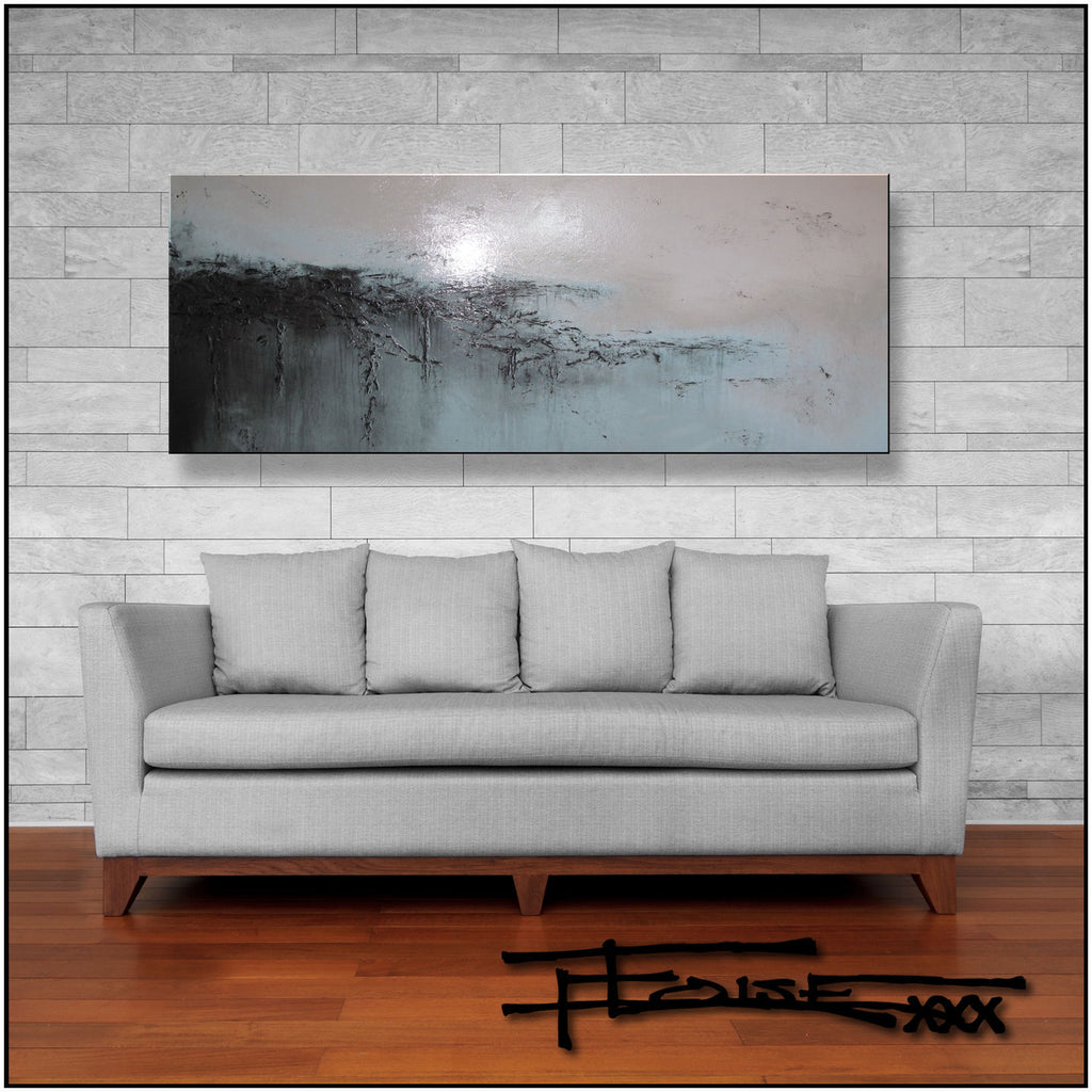 URBAN WHISPERS - Limited Edition - 60 x 24 x 1.5 inch