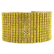 12 Row Bracelet Lemonade