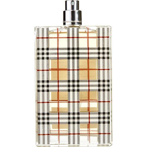 BURBERRY BRIT by Burberry EAU DE PARFUM SPRAY 3.3 OZ *TESTER