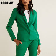 2019 Women Office Suit