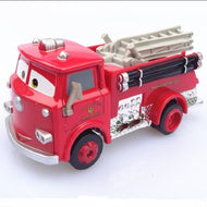 Disney Pixar Car 3 Fire Truck