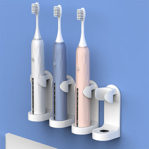 1Pc Electric Toothbrush Wall-Mounted Holder
