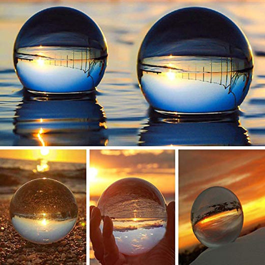 Reflective Crystal Sphere