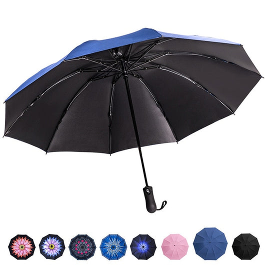 Reverse Folding Automatic Umbrella