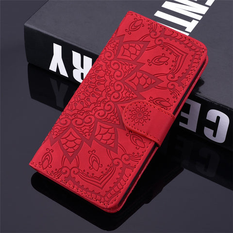 Xiaomi Redmi Leather Wallet Flip Case