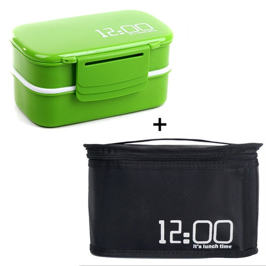 Large Capacity Lunchbox