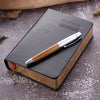 Leather Bible Diary Notebook