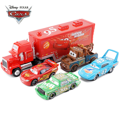Disney Pixar Cars Toy Set