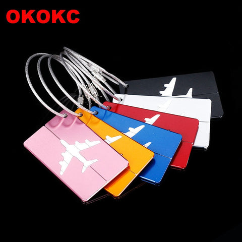 OKOKC Luggage Tags