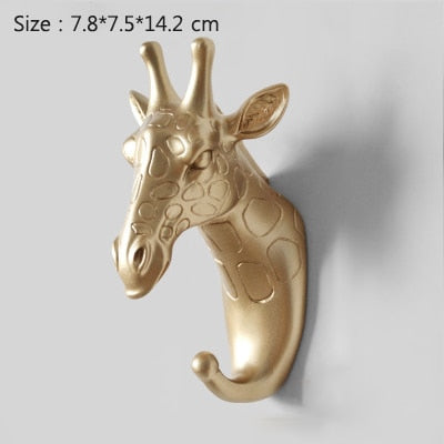 Strong Decorative Animal Hook