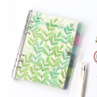 Planner Page Cover Note Book
