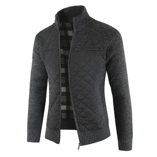 Mountainskin Men's Knitted Sweater Jackets