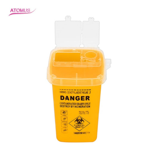 1 Liter Sharps Container