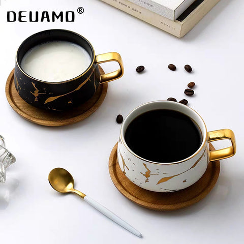 Luxury Nordic Coffee cup Set