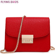 FLYING BIRDS  New Ladies Leather Shoulder Bag LS8927fb