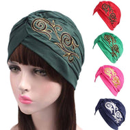 Brand New Embroidery Colorful Beanie Hat