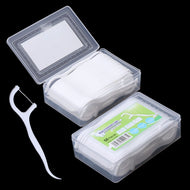 50 pcs Dental Floss