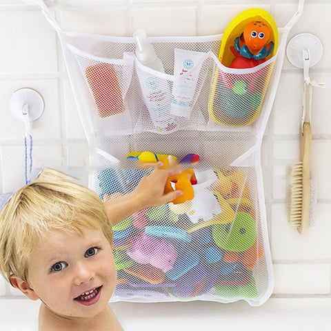 Baby Toy Mesh Bag Bath Organizer
