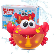 Bubble Crabs Music Baby Bath Toys